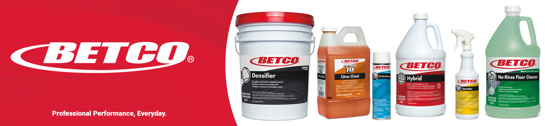Betco - Cleaning Innovations That Matter.