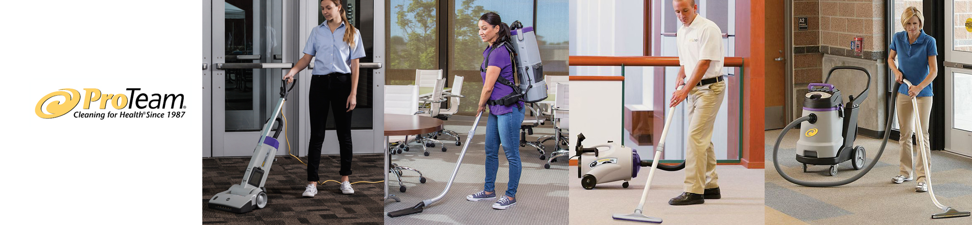 ProTeam - Cleaning for Health Since 1987